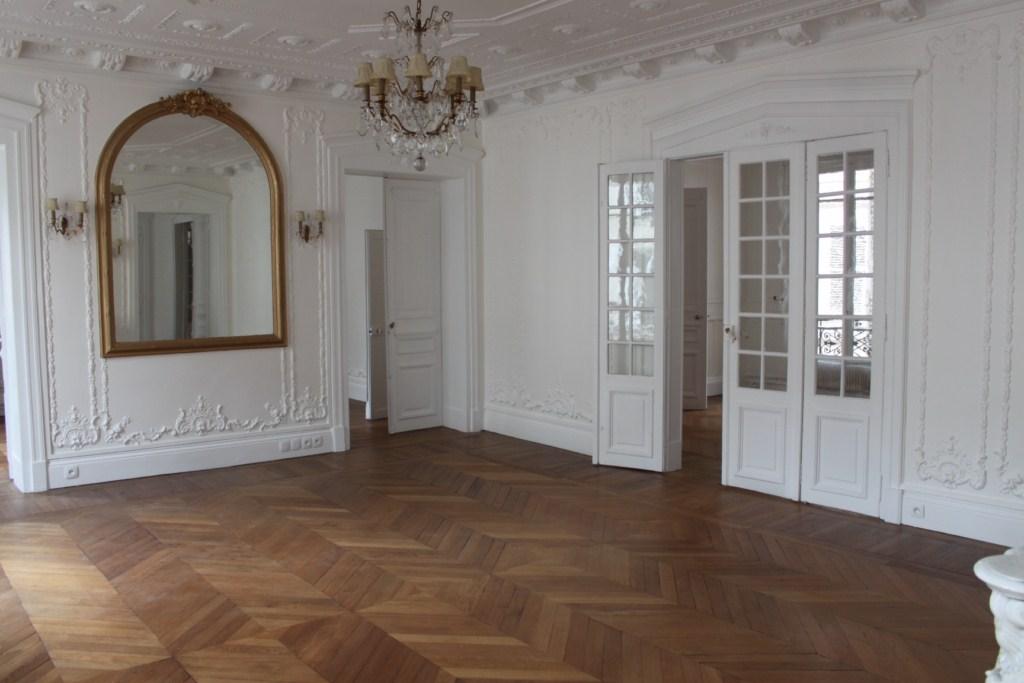 R alisations sogerep - Peinture appartement haussmannien ...