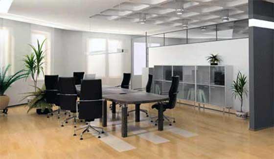 Rénovation des bureaux